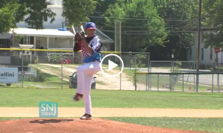 PRAC Hosts Baseball Game – SNJ Coverage