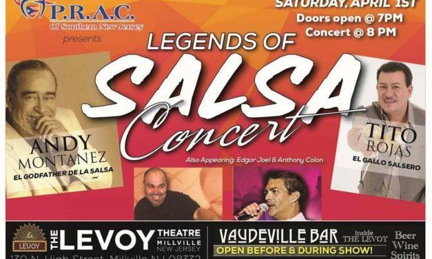 LEGENDS OF SALSA CONCERT