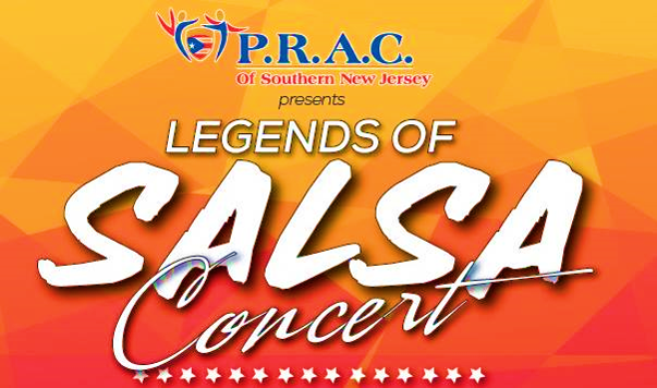 The Legends of Salsa 2017