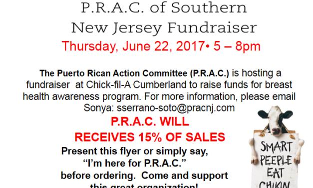 Chick-Fil-a Fundraiser