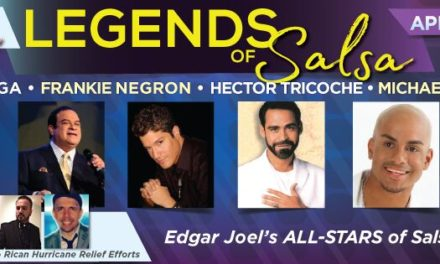 LEGENDS OF SALSA 2018