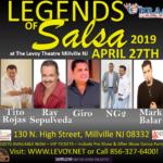 LEGENDS OF SALSA 2019