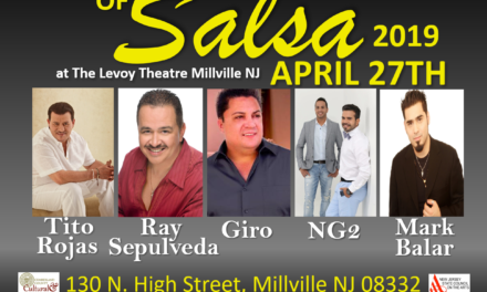 LEGENDS OF SALSA 2019