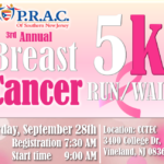 3rd Annual Breast Cancer 5k Run/Walk